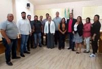 Poder Legislativo recebeu os novos Conselheiros Tutelares eleitos em 06/10/2019