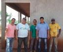 Vereadores acompanham retorno das Obras de Escola e UBS no Distrito de Vila Progresso