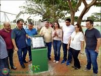 Vereadores participam da reinauguração do Estádio Municipal