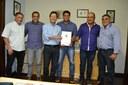 Vereadores recebem Emenda Parlamentar para o município de Centenário do Sul